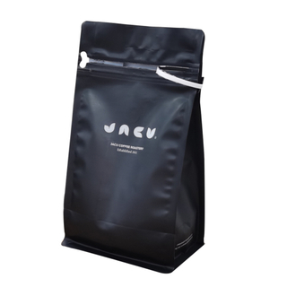 Recyclable Eco Zipper Coffee Bag with Degassing Valve