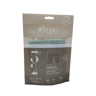 Garment Packaging Compostable Plastic Free Clothing Bag Biodegradable
