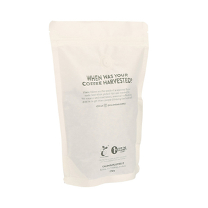 Eco Friendly Packaging Bags Stand-up Coffee Bags 250g
