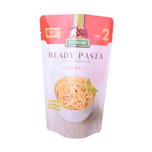 Wholesale Customized High Quality Retort Bag Biodegradable Stand Up Cooking Pouch