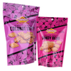 New Design Ziplock Cellulose Packaging Stand Up Pouch Compostable Snack Food Plastic Bag