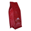 Recyclable Plastic Pouch Coffee Bag with Pocket Zipper