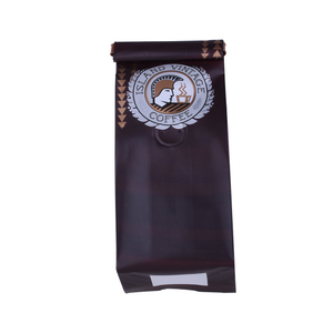 Custom Imprinting Sealing Coffee in A Pouch Packaging of Products Coffee Bags