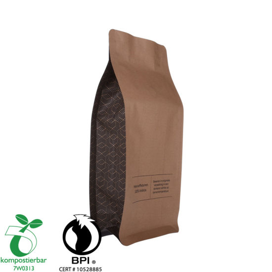 Reusable PLA and Pbat Coffee Bag Paper Wholesale in China