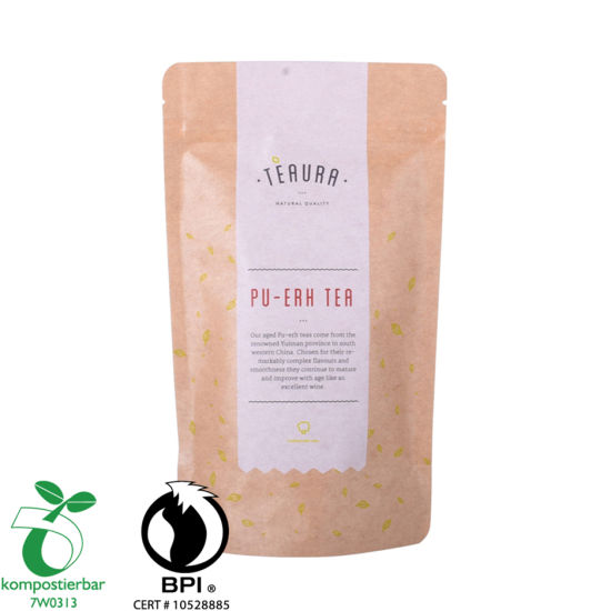 Good Seal Ability Stand up Coffee Bag Wholesale Manufacturer China