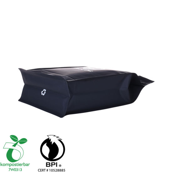 Reusable Box Bottom Cheap Plastic Bag Printing Factory From China