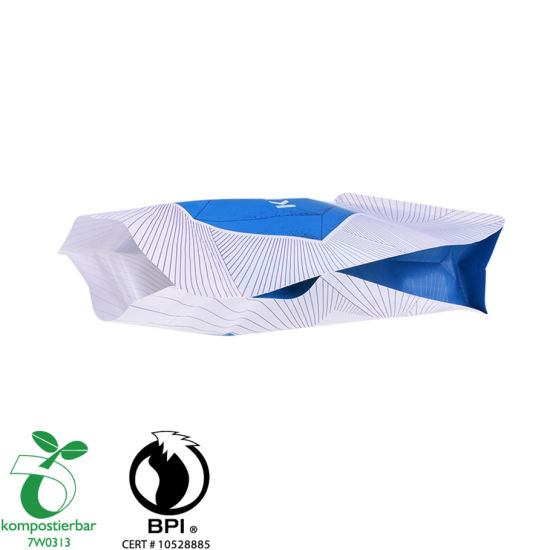 Ziplock Flat Bottom Poly Bag Manufacturer in China