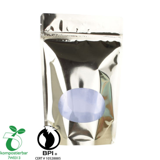 Plastic Zip Lock Stand up Eco Manufacturer China