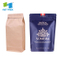 Customized Standing Cafe Bean Eco Friendly Food Packaging Doypack Custom Designer Gravure Printing Al Foil Ziplock Metalized Biodegradable Mylar Coffee Bags