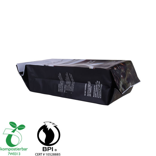 Eco Friendly Side Gusset Biodegradable Clear Bag Supplier From China