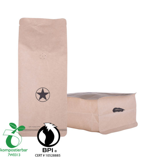Ziplock Box Bottom Biodegradable Wrap Factory From China