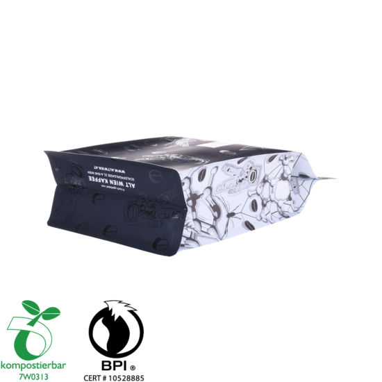 Wholesale Block Bottom Aluminum Foil Tea Bag in China