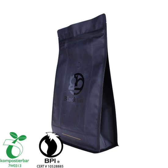 Eco Friendly Clear Window Packing Bag Cafe Manufacturer From China